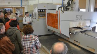 Experience with HOLZ-HER machines - customer reference CNC Promaster